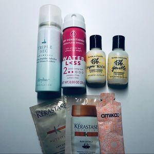 Haircare bundle 7pc-Kerastase,Bb,amika,drybar